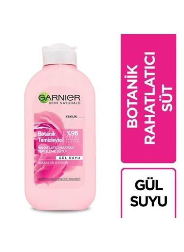 Garnier Botanik Rahatlatıcı Makyaj Temizleme Sütü Renksiz